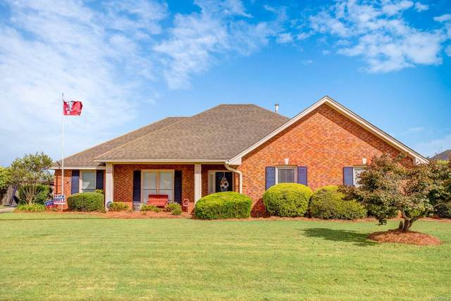 7343 Old Forest Road, Montgomery, AL 36117 (MLS #505449) :: Buck Realty