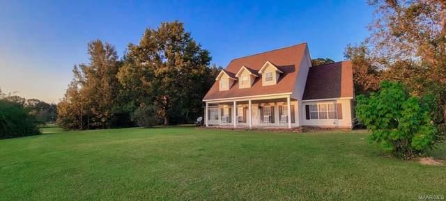 1390 Chapel Road, Wetumpka, AL 36092 (MLS #505511) :: Buck Realty