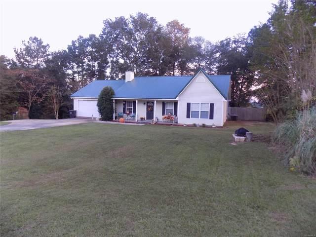 758 County Road 60, Skipperville, AL 36374 (MLS #505516) :: Team Linda Simmons Real Estate