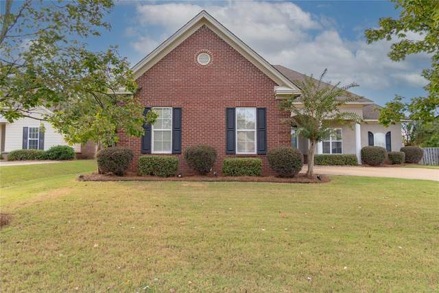 9206 Whispine Court, Montgomery, AL 36117 (MLS #505674) :: Buck Realty