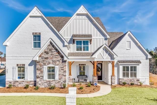 1310 Tullahoma Drive, Prattville, AL 36066 (MLS #505774) :: Buck Realty