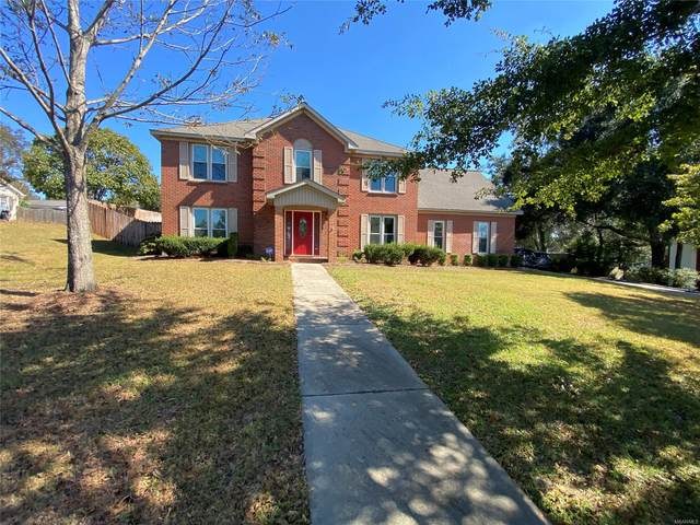 102 Lake Ridge Drive, Enterprise, AL 36330 (MLS #505834) :: Team Linda Simmons Real Estate