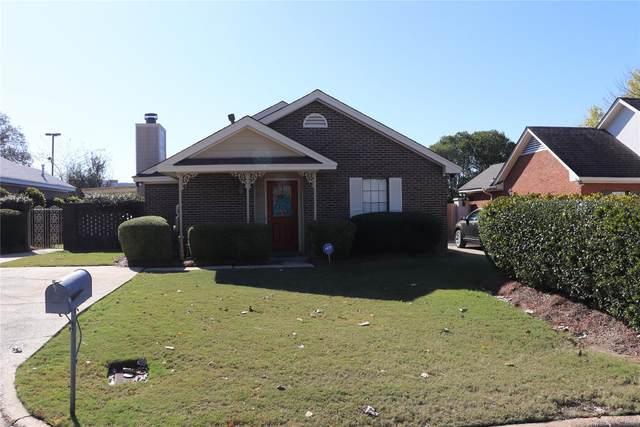 4132 Denton Drive, Montgomery, AL 36106 (MLS #505835) :: Buck Realty