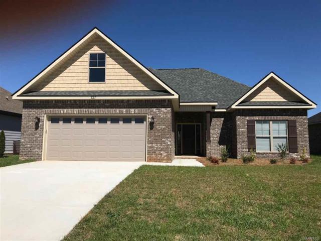 121 Grey Fox Trail, Enterprise, AL 36330 (MLS #W20180539) :: Team Linda Simmons Real Estate