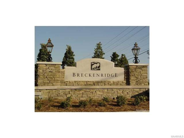 1024 Timber Gap Crossing, Montgomery, AL 36117 (MLS #413559) :: Buck Realty