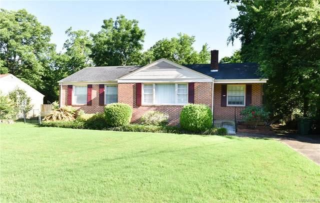 207 Truett Drive, Montgomery, AL 36105 (MLS #431747) :: Buck Realty