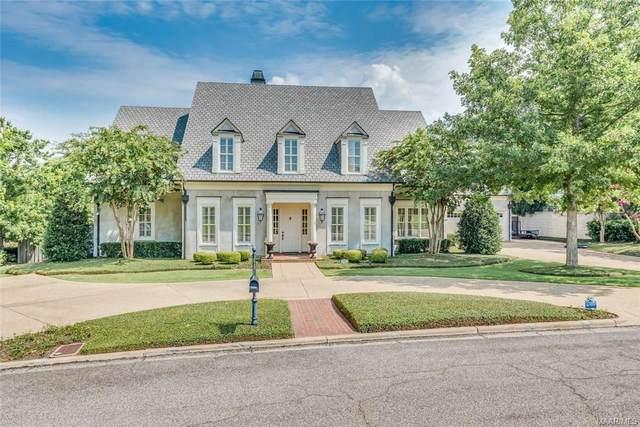 3018 Pinehurst Drive, Montgomery, AL 36111 (MLS #438214) :: Buck Realty