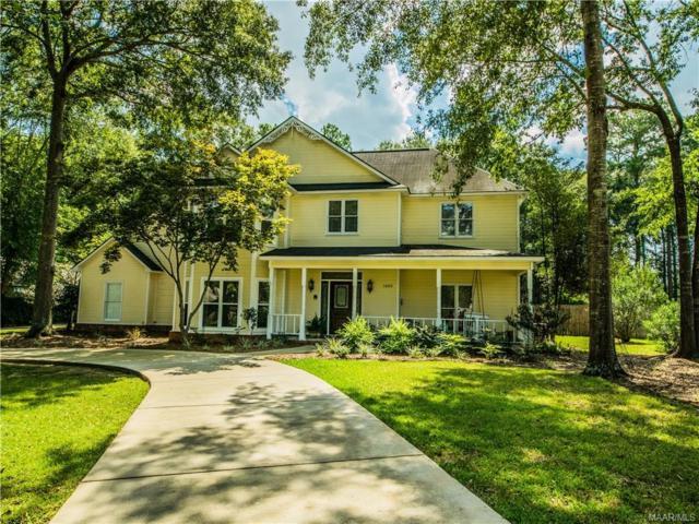 1603 Selkirk Drive, Dothan, AL 36303 (MLS #440361) :: Team Linda Simmons Real Estate