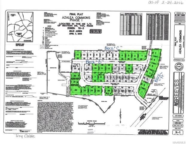 408 Thornbird Loop, Enterprise, AL 36330 (MLS #444136) :: Team Linda Simmons Real Estate