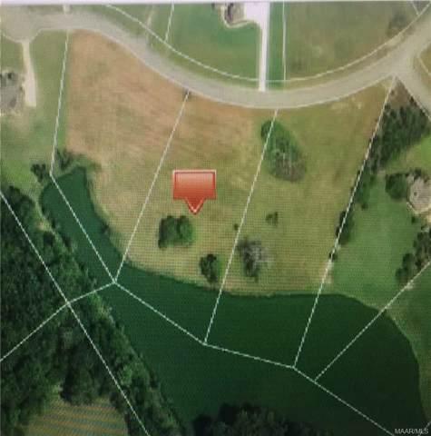 301 Ridge Water Drive, Pike Road, AL 36064 (MLS #444727) :: Buck Realty
