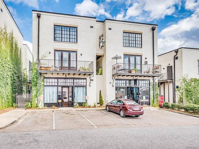 1617 Graham Street #201, Montgomery, AL 36106 (MLS #447606) :: Buck Realty