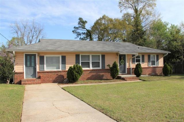 118 Crescent Drive, Enterprise, AL 36330 (MLS #449723) :: Team Linda Simmons Real Estate