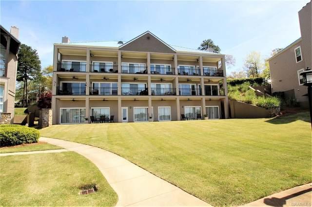 100 Harbor Place SW #401, Dadeville, AL 36853 (MLS #450803) :: Buck Realty