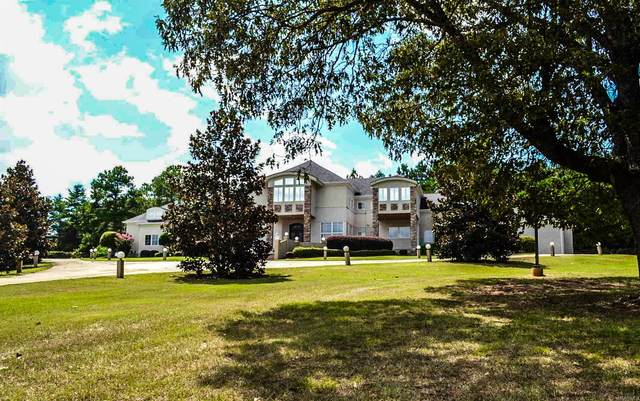 420 Bell Road, Montgomery, AL 36117 (MLS #455307) :: Buck Realty