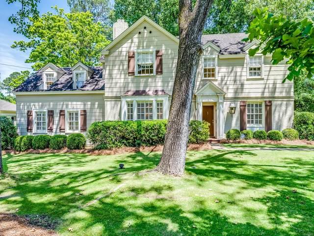 2097 Myrtlewood Drive, Montgomery, AL 36111 (MLS #457149) :: Buck Realty