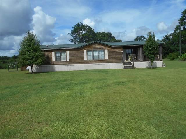 1549 Highway 231, Brundidge, AL 36010 (MLS #459388) :: Team Linda Simmons Real Estate