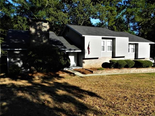 509 E Hickory Bend Road, Enterprise, AL 36330 (MLS #462927) :: Team Linda Simmons Real Estate
