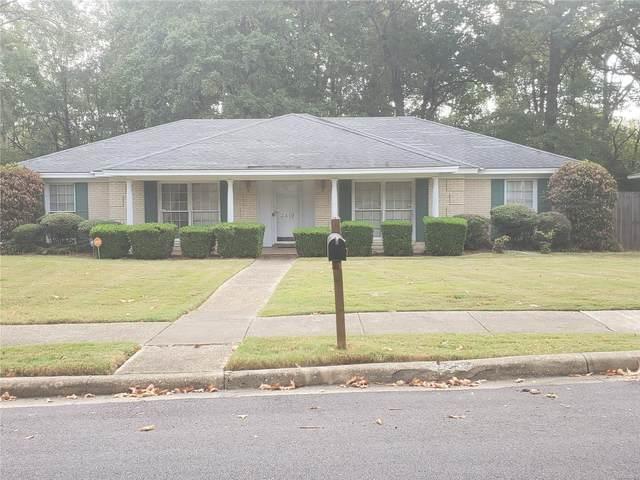 3419 Country Church Road, Montgomery, AL 36116 (MLS #462964) :: Buck Realty
