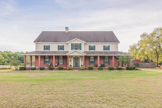 1059 Arrowhead Drive, Prattville, AL 36067 (MLS #463306) :: Buck Realty