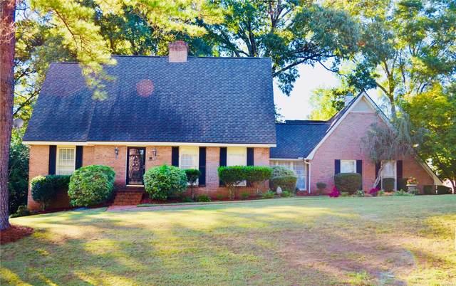209 W Sand Creek Road, Enterprise, AL 36330 (MLS #464749) :: Team Linda Simmons Real Estate