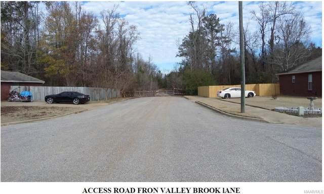0 Valleybrook Lane, Montgomery, AL 36117 (MLS #464929) :: Buck Realty