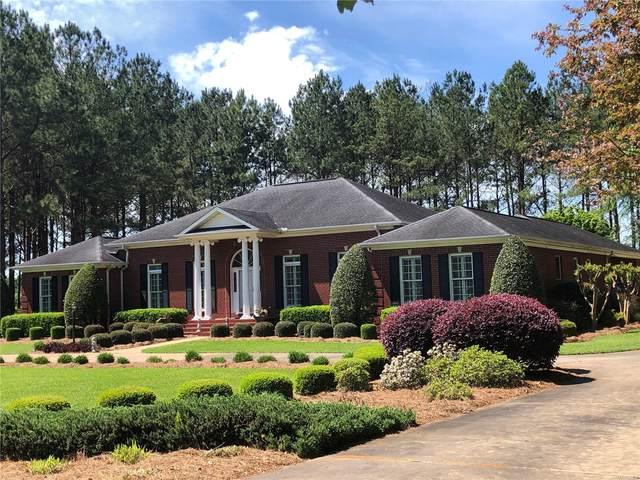 1743 Landline Road, Selma, AL 36701 (MLS #465404) :: Buck Realty