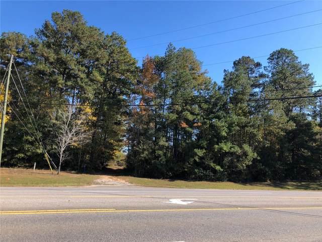 0 Highway 43 N, Thomasville, AL 36784 (MLS #467105) :: Buck Realty