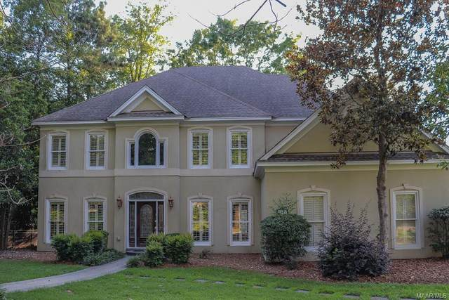8212 Marsh Pointe Court, Montgomery, AL 36117 (MLS #468101) :: Buck Realty
