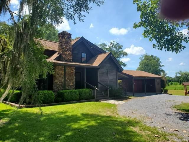 141 W Old Hayneville Road, Montgomery, AL 36105 (MLS #469829) :: LocAL Realty