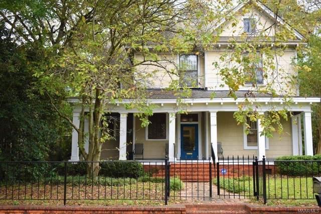 1109 S Hull Street, Montgomery, AL 36104 (MLS #469964) :: LocAL Realty