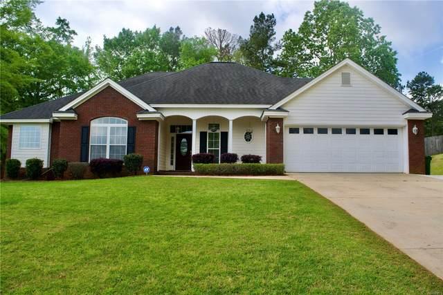 93 Clover Hill Drive, Greenville, AL 36037 (MLS #470649) :: Buck Realty