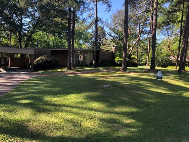 819 Houston Park, Selma, AL 36701 (MLS #471153) :: Buck Realty