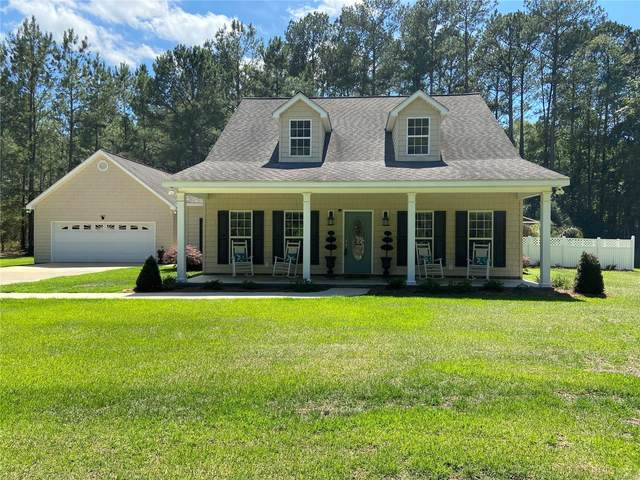 1293 Forest Lake Drive, Elba, AL 36323 (MLS #471618) :: Team Linda Simmons Real Estate