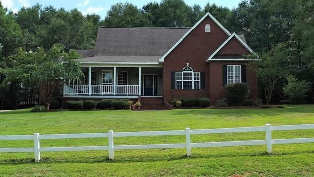 320 County Road 556, Enterprise, AL 36330 (MLS #472037) :: Buck Realty