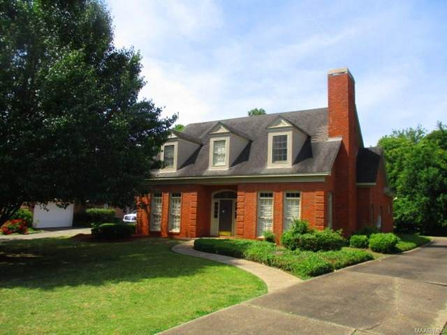 3448 Summerhill Drive, Montgomery, AL 36111 (MLS #472211) :: Buck Realty