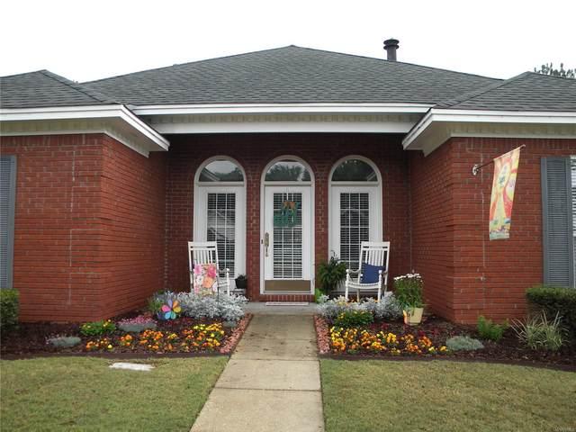 202 Winchester Way, Prattville, AL 36067 (MLS #472246) :: Buck Realty