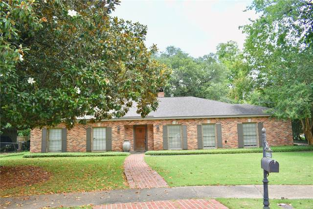 2336 Midfield Drive, Montgomery, AL 36111 (MLS #474538) :: Buck Realty