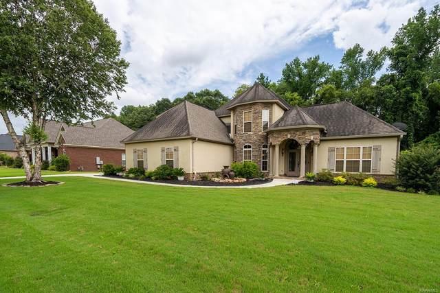 229 Plantation Oaks Boulevard, Millbrook, AL 36054 (MLS #474871) :: Buck Realty