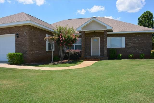 315 Hannah Road, Daleville, AL 36322 (MLS #474881) :: Buck Realty