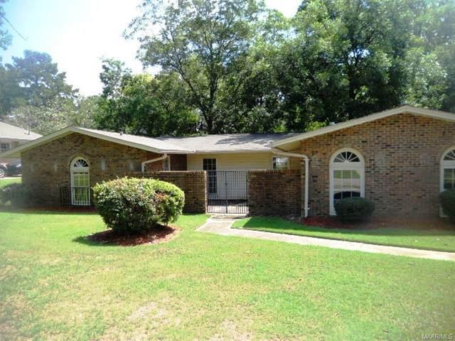 571 E Moye Drive, Montgomery, AL 36109 (MLS #474886) :: Buck Realty