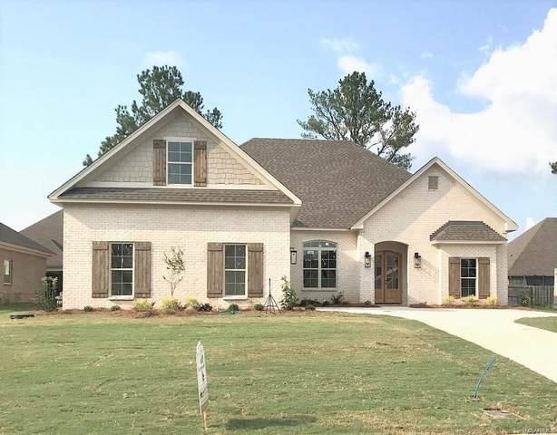 8913 Register Ridge, Montgomery, AL 36117 (MLS #476344) :: Buck Realty