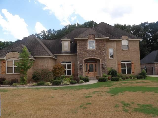 169 Plantation Oaks Boulevard, Millbrook, AL 36054 (MLS #476449) :: Buck Realty