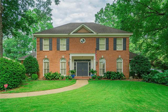 7731 Halcyon Forest Trail, Montgomery, AL 36117 (MLS #476772) :: Buck Realty