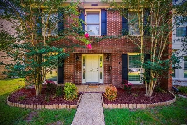 401 Willowbrook Terrace, Dothan, AL 36301 (MLS #477074) :: Buck Realty