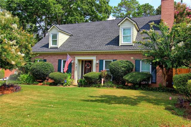 7639 Halcyon Forest Trail, Montgomery, AL 36117 (MLS #478150) :: Buck Realty