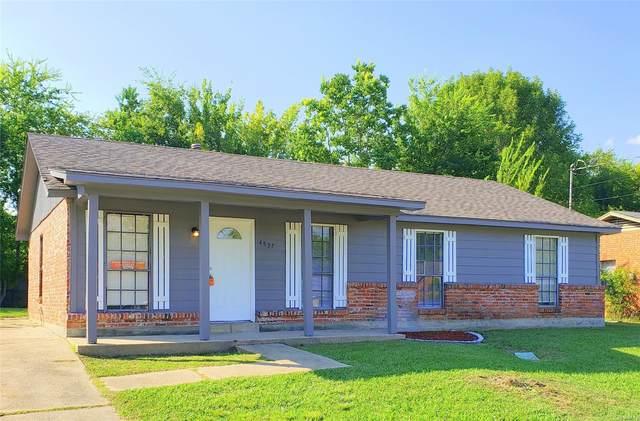 4537 Lilly Lane, Montgomery, AL 36116 (MLS #478271) :: Buck Realty