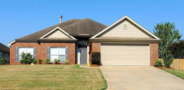 613 Stoneybrooke Way, Montgomery, AL 36117 (MLS #478528) :: Buck Realty