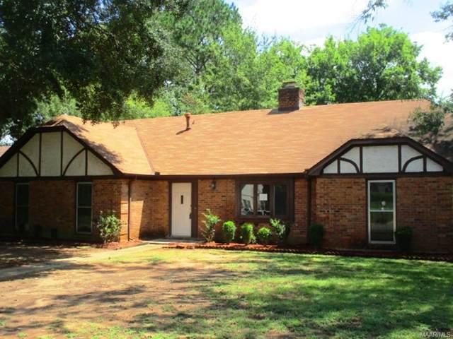 1200 Charnwood Drive, Montgomery, AL 36109 (MLS #478980) :: Buck Realty
