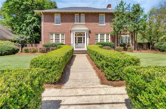 1131 Woodward Avenue, Montgomery, AL 36106 (MLS #479113) :: LocAL Realty