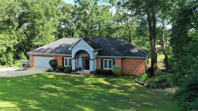 104 N Oak Ridge Drive, Enterprise, AL 36330 (MLS #479116) :: Buck Realty